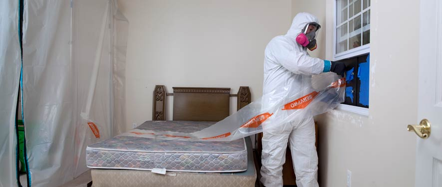 Forney, TX biohazard cleaning