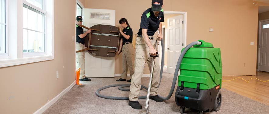 Forney, TX residential restoration cleaning